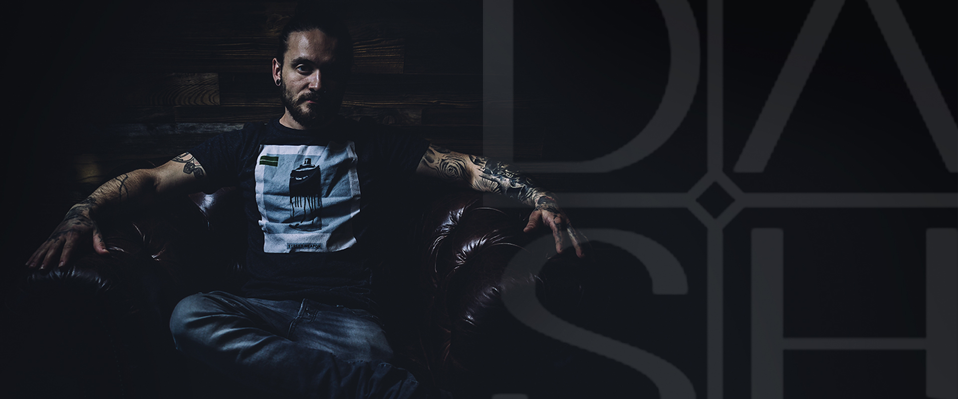 Danny ShoeStar Biographie DASH-TATTOO